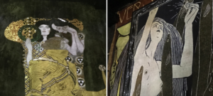 PDT-2018-Gustav Klimt-Atelier des Lumières-Femmes-Les Papotis de Thalie