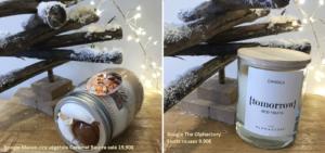 PDT-2018-Inspiration cadeaux-Bougie Mason-The Olphactory-Les Papotis de Thalie